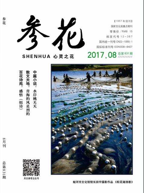 2017年《参花》8期下