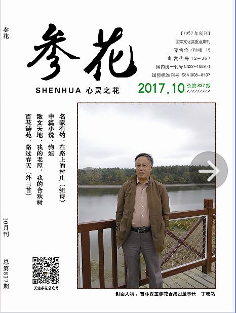 2017年《参花》10期